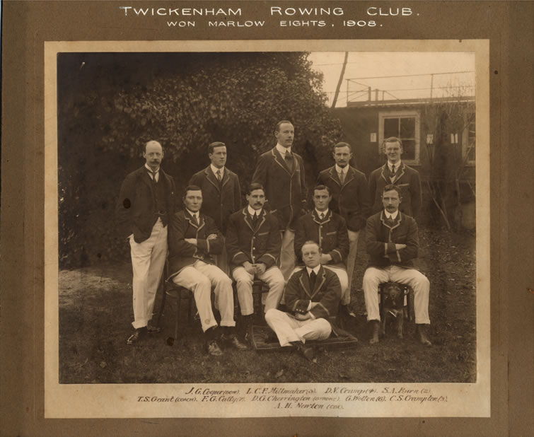 Marlow Eights 1908